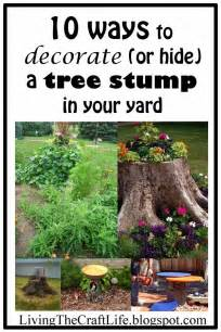 what to do with your tree living the craft 10 ways to decorate hide a tree