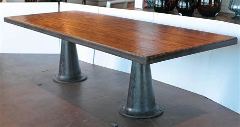 bowling alley dining table at 1stdibs