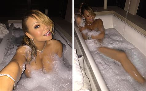 mariah carey bathtub the consumed life tips and news mariah carey seeks attention with desperate bubble