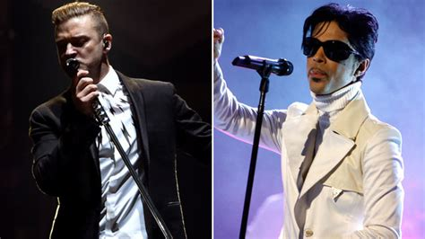 Laurent Shows Timberlake Influence by Justin Timberlake Said Prince Big Influence Ahead Of