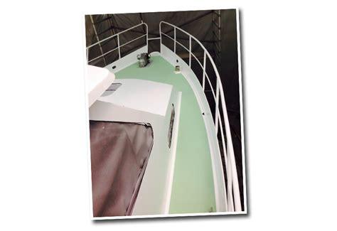 Gfk Yacht Lackieren by W 252 Rth Werft Boote Lackieren Streichen