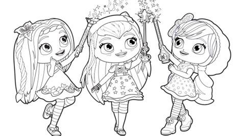little charmers coloring pages games little charmers little charmers group colour colouring