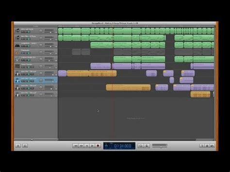 Garageband Recording Vocals How To Make A Song Without Vocals On Garageband