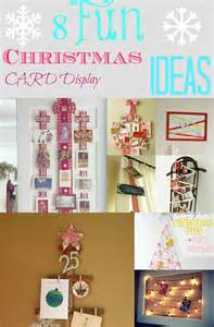 how to display cards 8 fun ways to display those christmas cards a cultivated