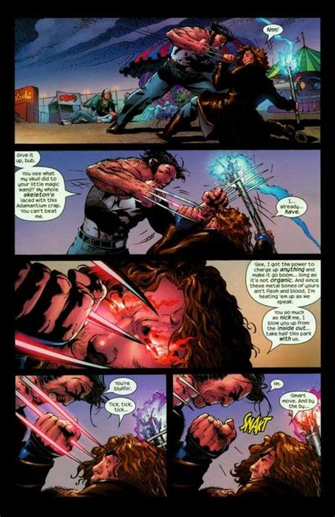 how to use gambit x gambit killing wolverine science fiction