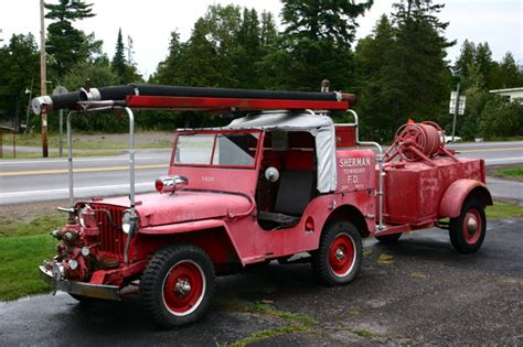 jeep fire truck jeeps used in firefighting