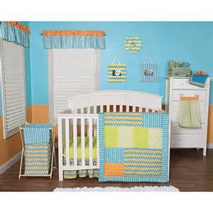 Orange And Blue Crib Bedding Blue And Orange Baby Bedding Blue Green And Orange Crib Bedding Set Blue And Orange Color