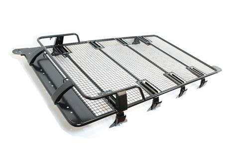 Space Saver Bed by Mercedes G Wagen Troop1 Expedition Heavy Duty Roof Rack