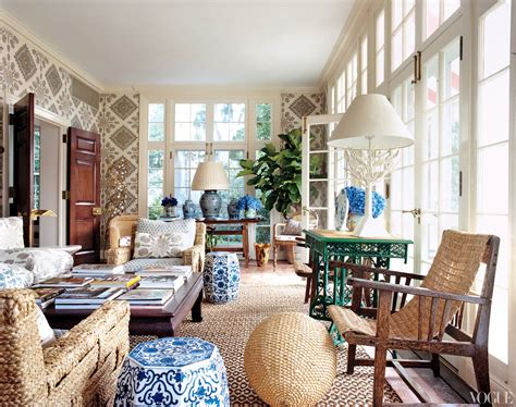 tory burch home decor a tour of tory burch s house in the htons gracious