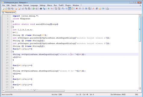 cara membuat web sederhana di notepad blog archives innovationbertyl