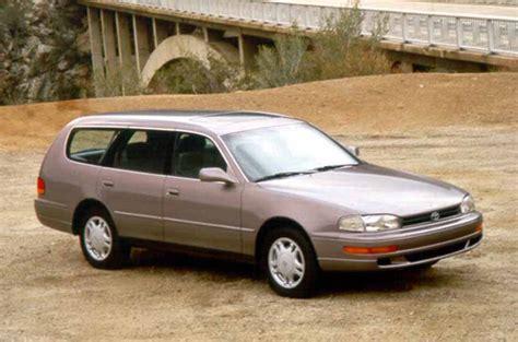 1996 Toyota Camry Wagon Toyota Celebrates 10 Million Camry Sales In Us Photo