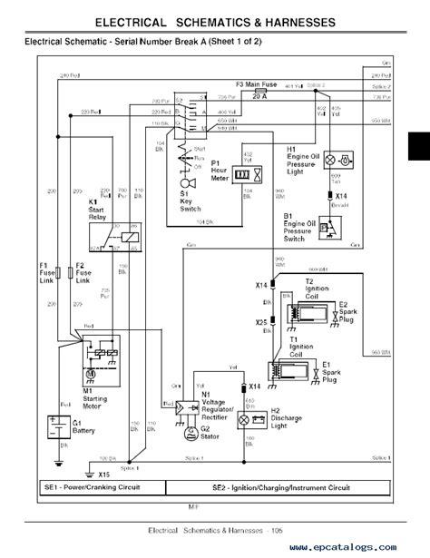 deere 757 engine diagram deere free wiring