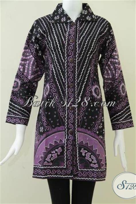 Exclusive Batik Sisilia Atasan Blouse Abaya Dan Kemeja Sarimpit baju batik wanita lengan panjang batik tulis asli