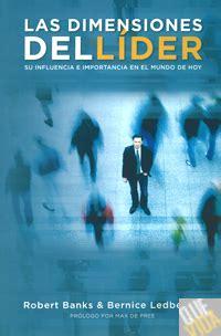 libro brnice las dimensiones del lider robert banks bernice ledbetter