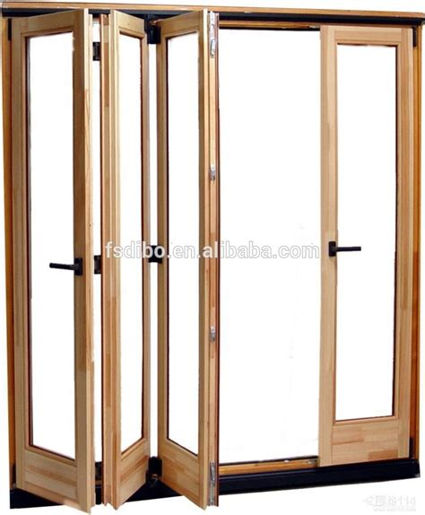 Soundproof Exterior Door Manufacturer Steel Accordion Door Steel Accordion Door Wholesale Supplier Shopping Exporter