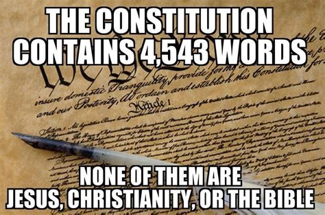 separation of church and state amendment