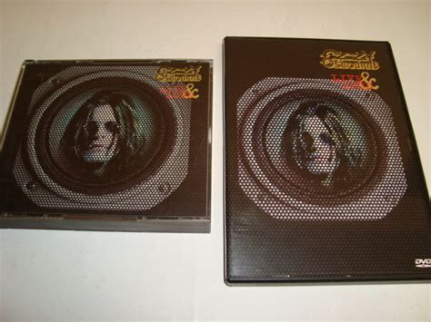 live loud tattoo ozzy osbourne live loud fatbox cd set with s