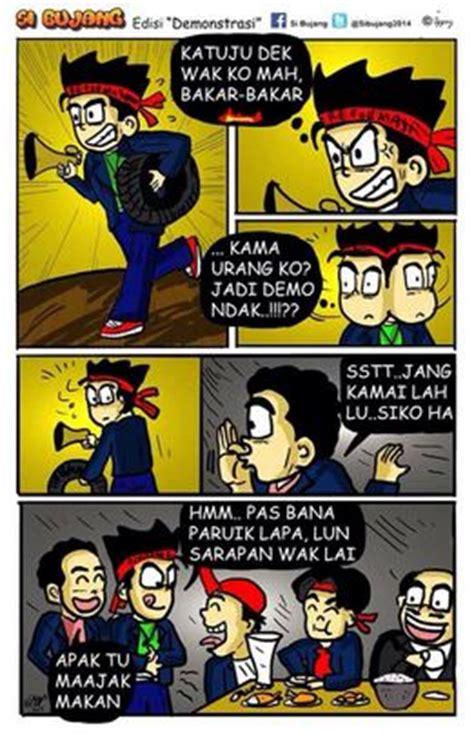 kartun minang lucu ini begitu populer di lhooo