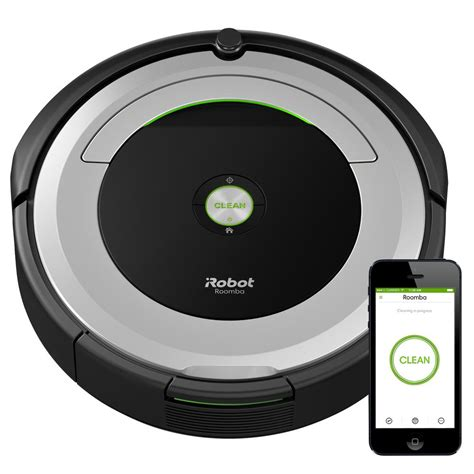 irobot vaccum irobot roomba 690 wi fi connected vacuuming robot r690020