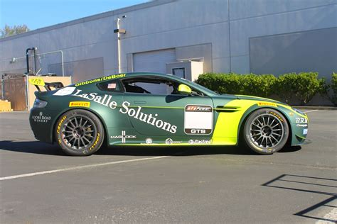 Aston Martin Performance Parts by 2014 Aston Martin Vantage Gt4 The Racers High