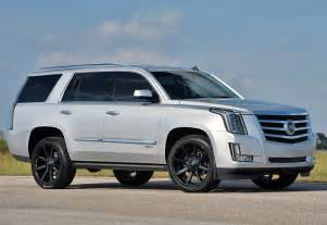 Cadillac Hennessey Price 2016 Cadillac Escalade Hennessey Hpe800 Supercharged