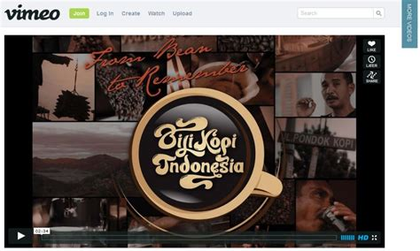 film dokumenter home film dokumenter quot biji kopi indonesia quot dibuat ini kata