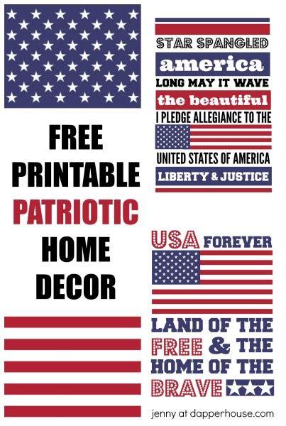 15 diy patriotic home decor ideas mm 158 domestically patriotic home decor magnificent patriotic home decor