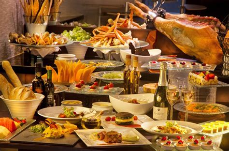 Tired Of The Same Old Brunch Drop By Any Sunday And Try Brunch Buffet