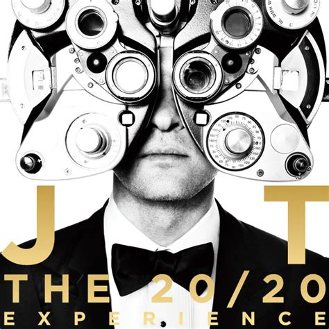 justin timberlake latest album justin timberlake the 20 20 experience album cover