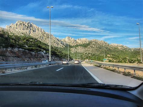 drive zagreb to split driving in croatia visit croatia a travel guide