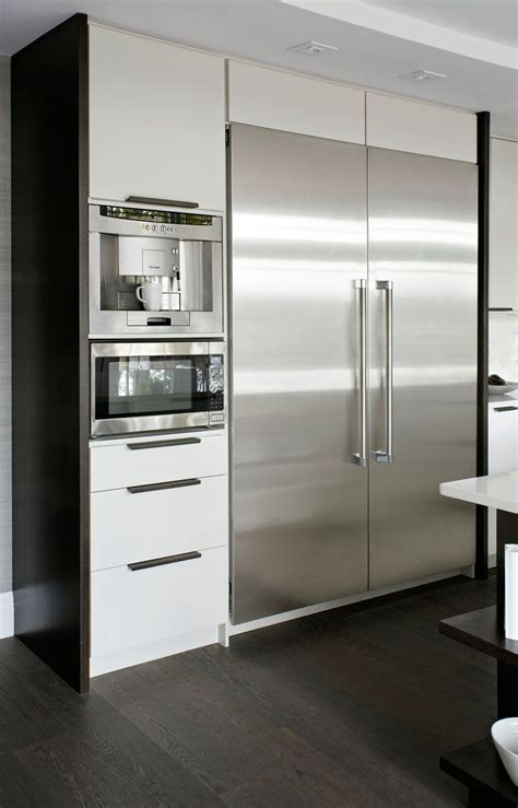 examples  kitchens  built  coffee machines