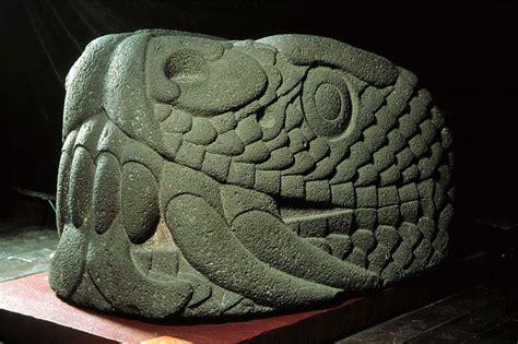 imagenes de serpientes aztecas materiales de consulta de mesoweb