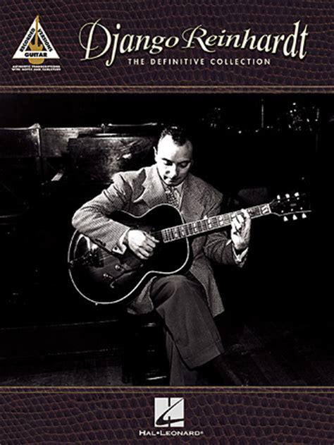 django reinhardt swing guitars belleville sheet music direct