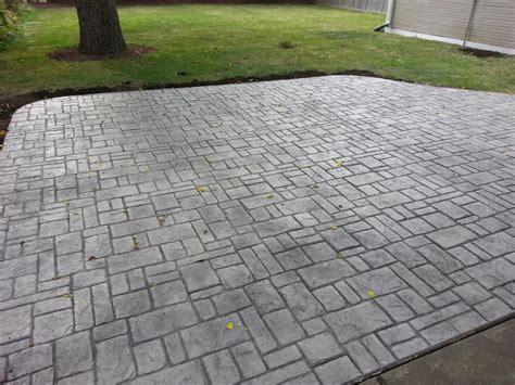 concrete patios g cat construction