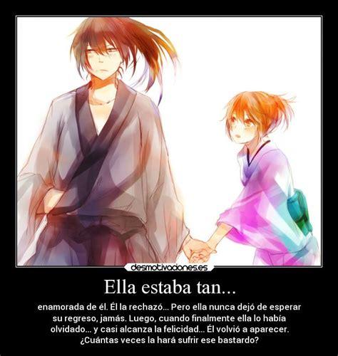 imagenes de amor triste de anime desmotivaciones tristes anime images