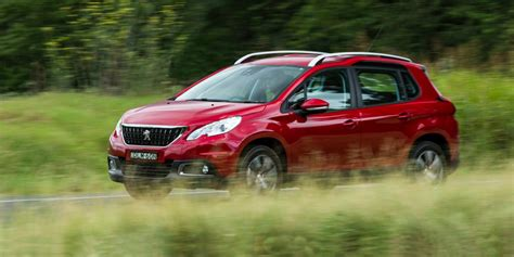 peugeot sedan 2017 2017 peugeot 2008 review caradvice