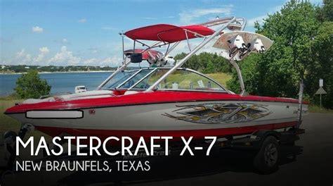 sold mastercraft x 7 in new braunfels tx pop yachts