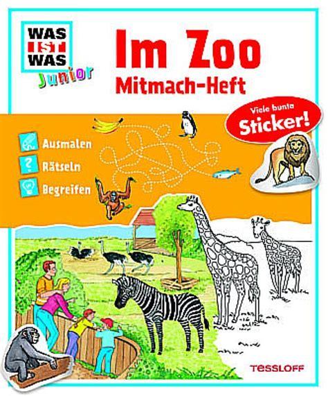 im zoo kinderbuch deutsch englisch 3191495975 mitmach heft im zoo tatjana marti buch kaufen exlibris ch