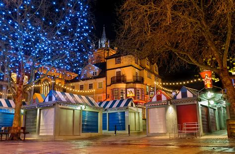 christmas in norwich market lights tree 2016 2017