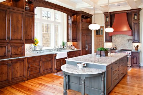 Copper Moon Landscape Lighting - traditional kitchen