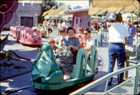in ride concept 1958 fantasyland gorillas don t in 1961
