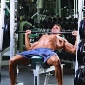 dorian yates bench press dorian yates chest workout muscle fitness