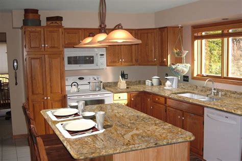 Ideas For Kitchen Countertops Kitchen Granite Counter Tops Home Improvement