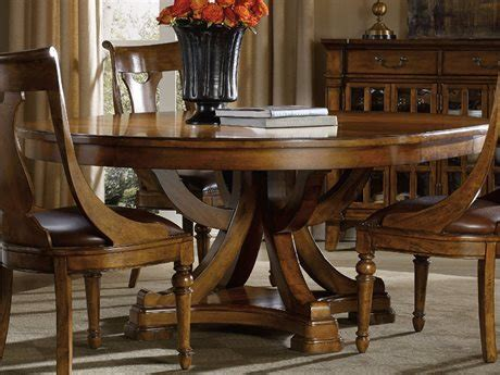 hooker furniture sanctuary dune amber sands 82 l x 42 hooker furniture rhapsody rustic walnut 60 wide round