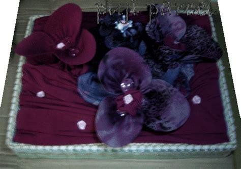 Mukena Violet Flower By Nsh puji parcel