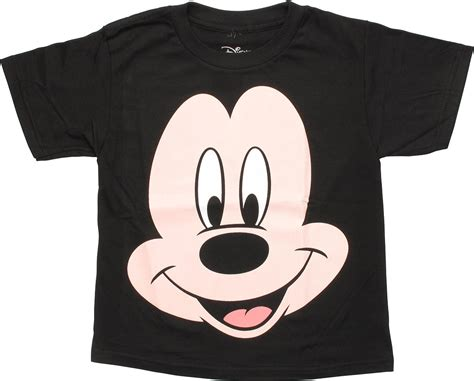 Mickey Mouse T Shirt mickey mouse big juvenile t shirt