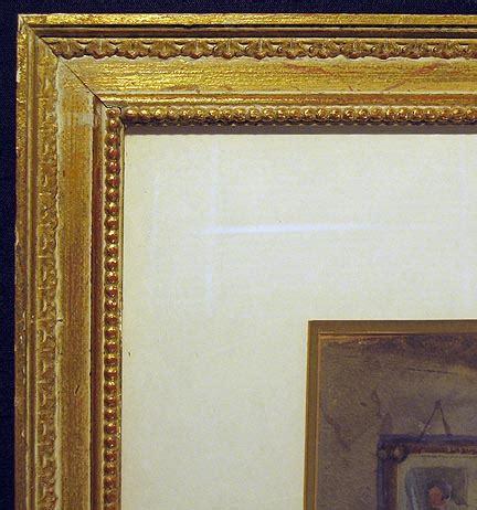 Frame Design Ltd | thomas raphael congdon original watercolor painting dutch