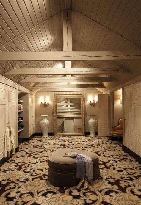 examples  attic closet design ideas