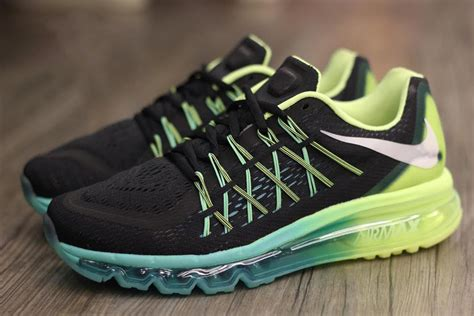 nike air max  black teal volt sbd