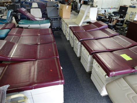Hospital Table For Sale by 1 Ritter And Midmark Tables For Sale Used Hospital
